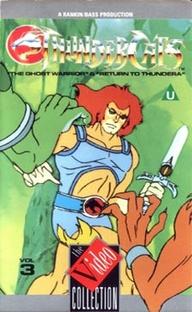 Thundercats (3ª Temporada) - Poster / Capa / Cartaz - Oficial 1