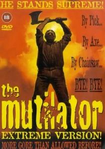 O Mutilador - Poster / Capa / Cartaz - Oficial 3