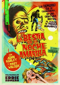 Beast of the Yellow Night - Poster / Capa / Cartaz - Oficial 2