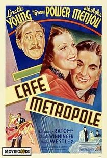 Café Metropole - Poster / Capa / Cartaz - Oficial 1