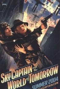Capitão Sky e o Mundo de Amanhã - Poster / Capa / Cartaz - Oficial 3