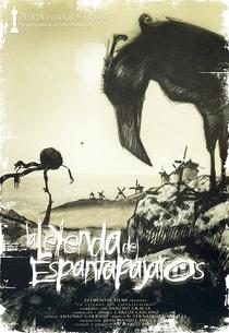 A Lenda do Espantalho - Poster / Capa / Cartaz - Oficial 2