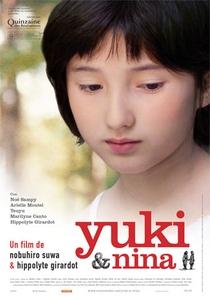 Yuki & Nina - Poster / Capa / Cartaz - Oficial 1