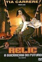 RELIC - A Guerreira do Futuro - Poster / Capa / Cartaz - Oficial 1