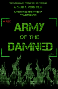 Army of the Damned - Poster / Capa / Cartaz - Oficial 1