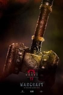 Warcraft: O Primeiro Encontro de Dois Mundos - Poster / Capa / Cartaz - Oficial 5