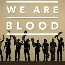 We Are Blood - Poster / Capa / Cartaz - Oficial 2