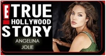 E! True Hollywood Story: Angelina Jolie - Poster / Capa / Cartaz - Oficial 1