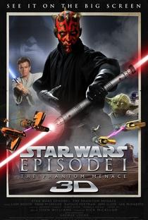 Star Wars, Episódio I: A Ameaça Fantasma - Poster / Capa / Cartaz - Oficial 4