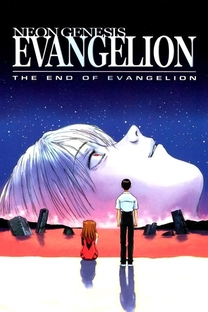The End of Evangelion - Poster / Capa / Cartaz - Oficial 2