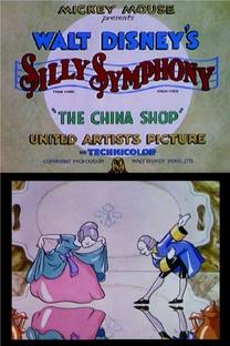 The China Shop - Poster / Capa / Cartaz - Oficial 1