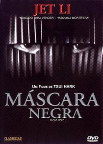 Máscara Negra - Poster / Capa / Cartaz - Oficial 8
