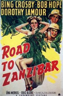 A Tentação de Zanzibar - Poster / Capa / Cartaz - Oficial 1