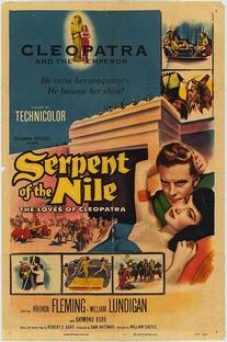 A Serpente do Nilo - Poster / Capa / Cartaz - Oficial 4