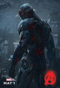 Vingadores: Era de Ultron - Poster / Capa / Cartaz - Oficial 35