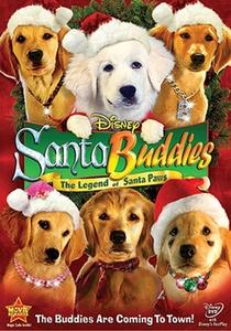 Santa Buddies - Uma Aventura de Natal - Poster / Capa / Cartaz - Oficial 1