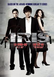 IRIS: The Movie - Poster / Capa / Cartaz - Oficial 2