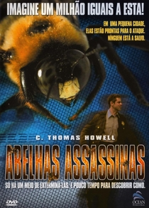 Abelhas Assassinas - Poster / Capa / Cartaz - Oficial 2