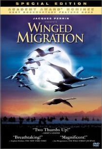 Migração Alada - Poster / Capa / Cartaz - Oficial 4