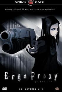 Ergo Proxy - Poster / Capa / Cartaz - Oficial 2