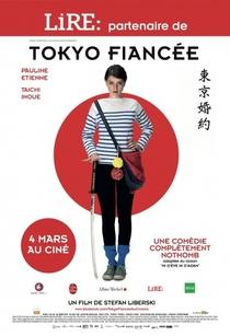 Tokyo Fiancée - Poster / Capa / Cartaz - Oficial 9