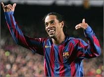 FC Barcelona - Barça Legends: Ronaldinho  - Poster / Capa / Cartaz - Oficial 1