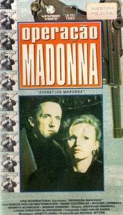 Operação Madonna - Poster / Capa / Cartaz - Oficial 1