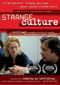 Culturas Estranhas - Poster / Capa / Cartaz - Oficial 1