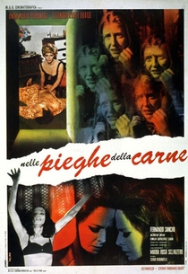 In the Folds of the Flesh - Poster / Capa / Cartaz - Oficial 1
