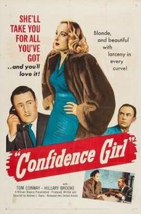 Confidence Girl - Poster / Capa / Cartaz - Oficial 1