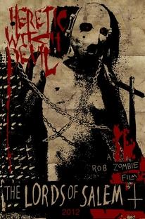 As Senhoras de Salem - Poster / Capa / Cartaz - Oficial 2