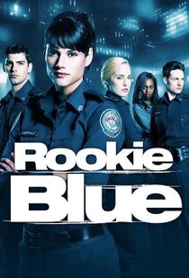 Rookie Blue (5ª Temporada) - Poster / Capa / Cartaz - Oficial 1