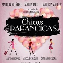 Garotas Paranoicas - Poster / Capa / Cartaz - Oficial 2