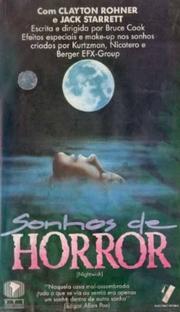 Sonhos de Horror - Poster / Capa / Cartaz - Oficial 4