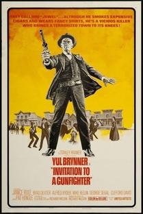 Convite à um Pistoleiro - Poster / Capa / Cartaz - Oficial 2