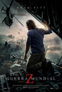 Guerra Mundial Z - Poster / Capa / Cartaz - Oficial 11