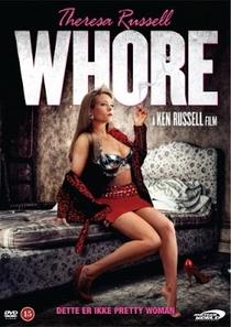 A Prostituta - Poster / Capa / Cartaz - Oficial 3