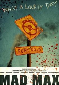 Mad Max: Estrada da Fúria - Poster / Capa / Cartaz - Oficial 4