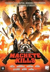 Machete Mata - Poster / Capa / Cartaz - Oficial 14