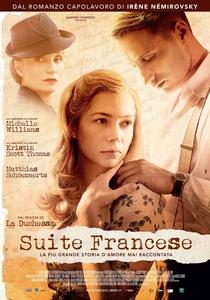 Suite Francesa - Poster / Capa / Cartaz - Oficial 3
