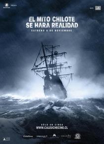 Caleuche – O chamado do mar  - Poster / Capa / Cartaz - Oficial 1