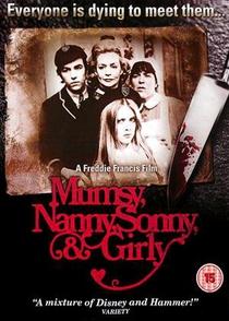 Mumsy, Nanny, Sonny, & Girly - Poster / Capa / Cartaz - Oficial 3