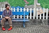 Palhaços não Choram - Poster / Capa / Cartaz - Oficial 1