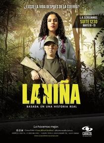 La niña - Poster / Capa / Cartaz - Oficial 1