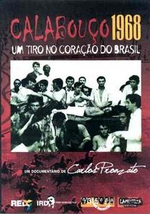 Calabouço - 1968, um tiro no coração do Brasil - Poster / Capa / Cartaz - Oficial 2