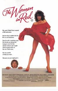A Dama de Vermelho - Poster / Capa / Cartaz - Oficial 3