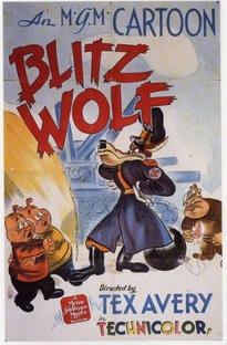 The Blitz Wolf - Poster / Capa / Cartaz - Oficial 1