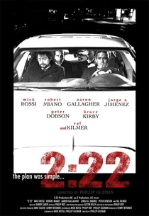 2:22 - Contagem Regressiva - Poster / Capa / Cartaz - Oficial 1