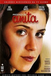 Presença de Anita - Poster / Capa / Cartaz - Oficial 5
