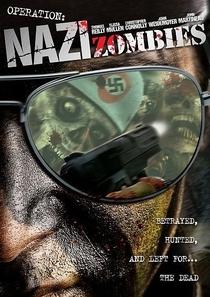 Operation: Nazi Zombies - Poster / Capa / Cartaz - Oficial 1